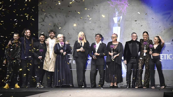 Los International Hairdressing Awards celebran una segunda edición espectacular